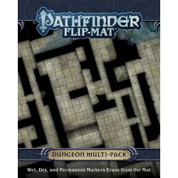 Pathfinder Flip-Mat: Dungeon Multi-Pack