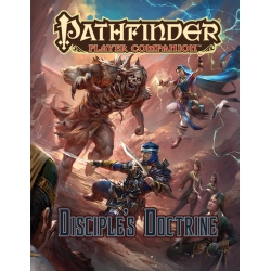 Player Companion Pathfinder: Disciple's Doctrine RPG