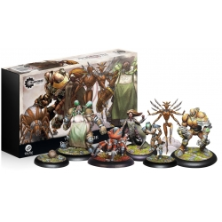 Guild Ball The Engineer's Guild: Precision Made