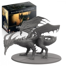Dark Souls The Board Game: Black Dragon Kalameet
