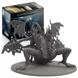 Dark Souls The Board Game: Gaping Dragon