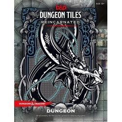 Dungeon: D&D Dungeon Tiles Reincarnated (DDN)