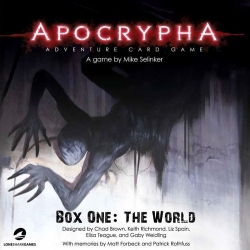 Apocrypha Adventure Card Game