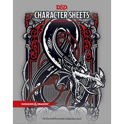 Dungeons & Dragons Character Sheets (DDN)