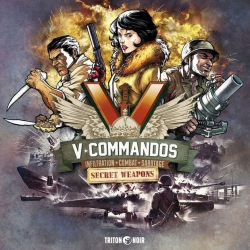 V-Commandos: Secret Weapons Expansion