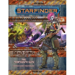 Starfinder Adventure Path: The Thirteenth Gate