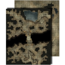 Pathfinder Flip-Mat: Darklands
