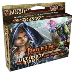 Pathfinder Adventure Card Game: Ultimate Magic Add-On Deck