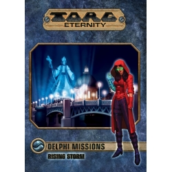 Torg Eternity: Delphi Missions Rising Storm