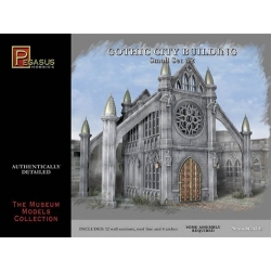 Gothic City Building Small Set 2