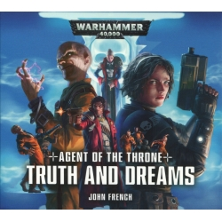Agent Of Throne: Truth & Dreams Audiobook