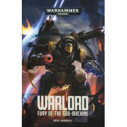 Warlord: Fury Of The God Machine Paperback