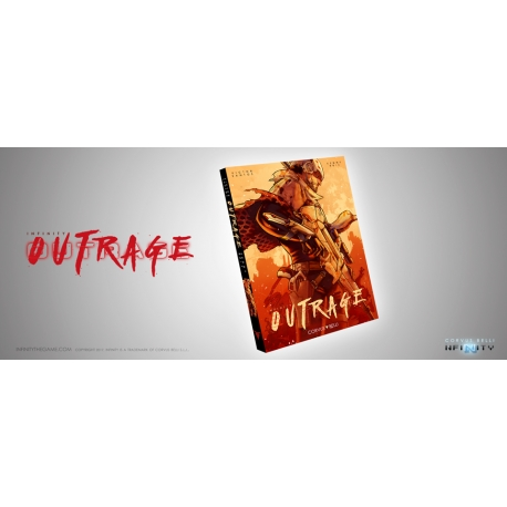 Infinity Outrage - Spanish