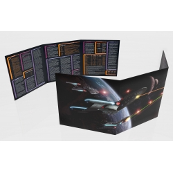 Star Trek Adventures: Gamemaster Screen