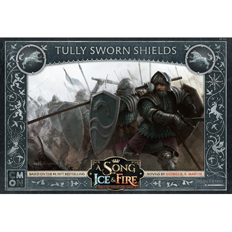 A Song Of Ice and Fire: Tully Sworn Shields