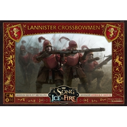 A Song Of Ice and Fire: Lannister Crossbowmen
