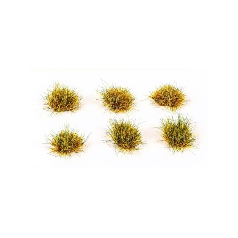 Serious-Play Fire Red Tufts Scenery Model Warhammer Gamers Static Grass