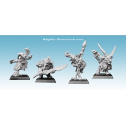 Hobgoblins - Warriors from the Caverns
