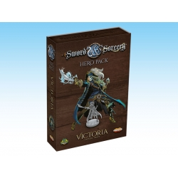 Sword & Sorcery Hero Pack: Victoria