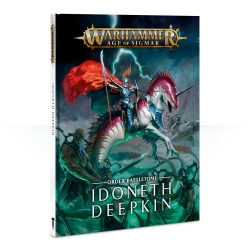 Battletome: Idoneth Deepkin Hardback - English
