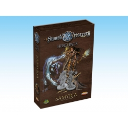 Sword & Sorcery Hero Pack: Samyria