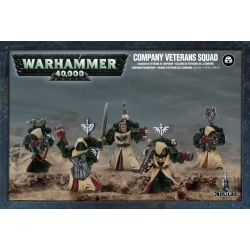 Dark Angels Company Veterans Squad