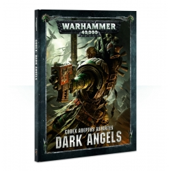 Codex: Dark Angels Hardback - German
