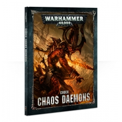 Codex: Chaos Daemons - German