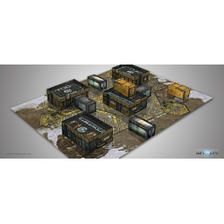 Navajo Outpost Scenery Pack