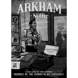 The Witch Cult Murders: Arkham Noir