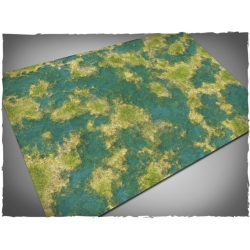 4ft x 6ft, Tropical Swamp Theme Cloth Games Mat