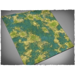 4ft x 4ft, Tropical Swamp Theme Cloth Games Mat