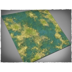 3ft x 3ft, Tropical Swamp Theme Cloth Games Mat