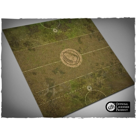 3ft x 3ft, Official Farmers GB Pitch Mousepad Games Mat