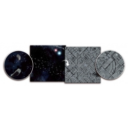 Gaming Mat - Asteroid Field / Space Station