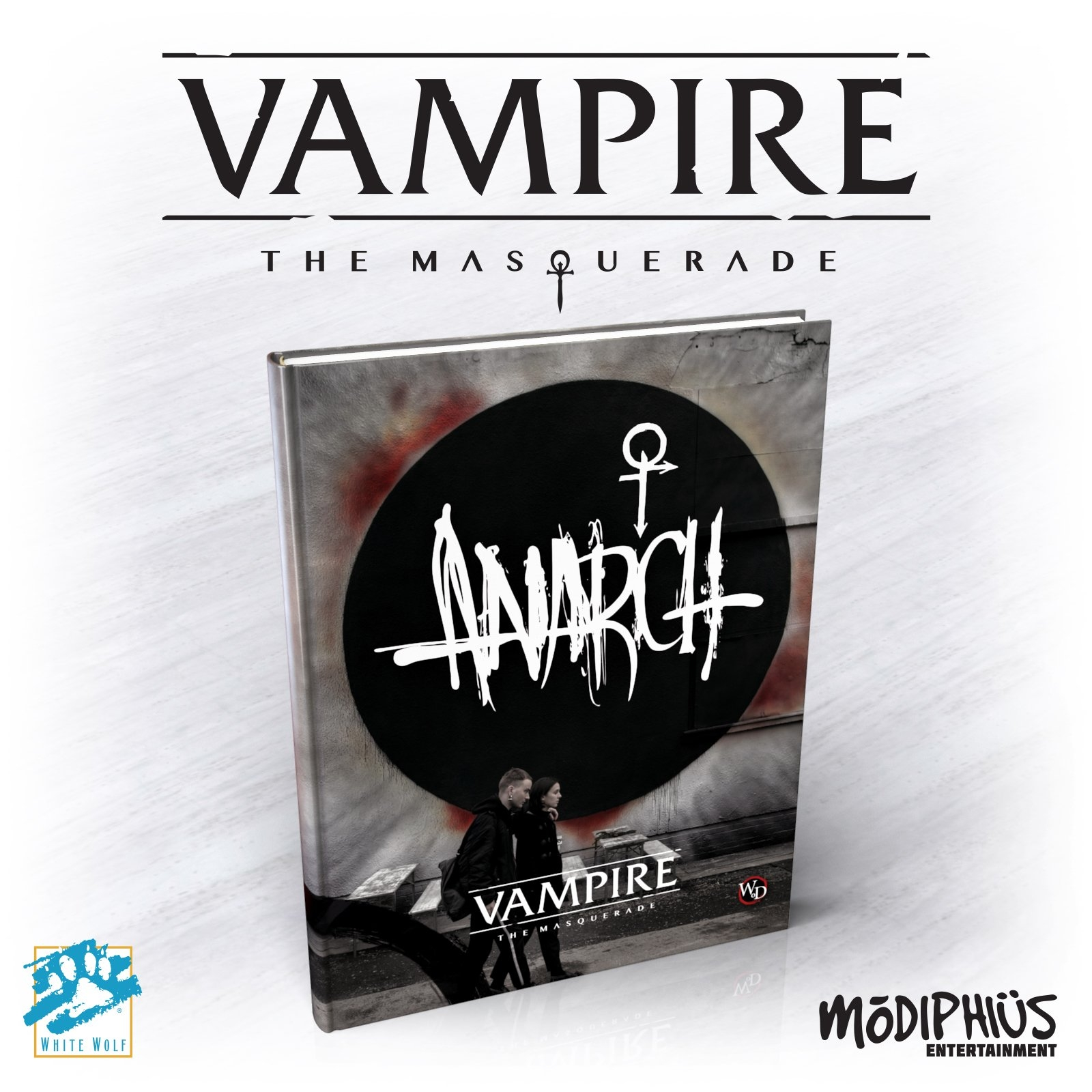 Vampire: The Masquerade 5th Edition - Fantasy - Roleplaying