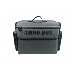 Ammo Box Bag with Magna Rack Load Out (Grey)