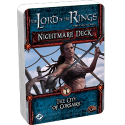 The City of Corsairs Nightmare Deck