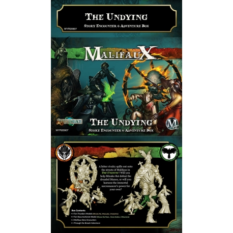 The Undying Encounter Box