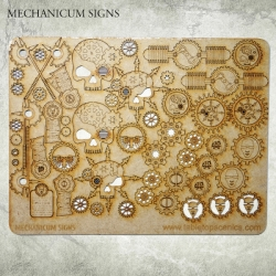 Mechanicum Signs