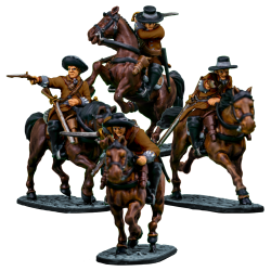 European Militia Cavalry Unit