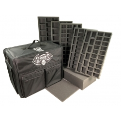 Privateer Press Hordes Bag Troop Heavy Army Load Out (Black)