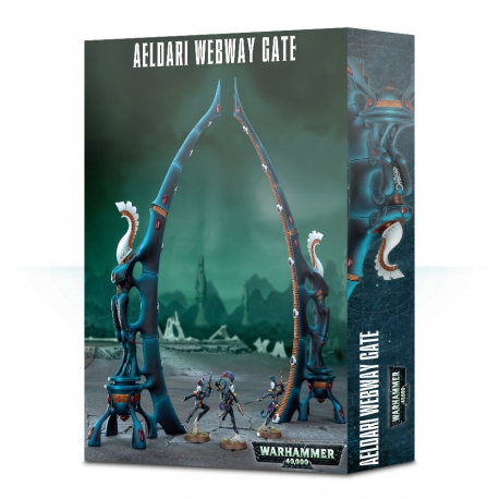 Aeldari Webway Gate