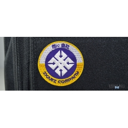 Ikari Company Patch