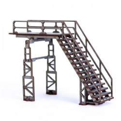 Industrial Staircase 02