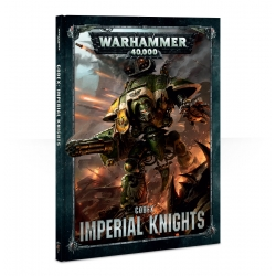 Codex: Imperial Knights Hardback - English