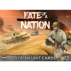 Syrian Unit Cards
