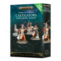 Easy to Build: Castigators with Gryph Hound