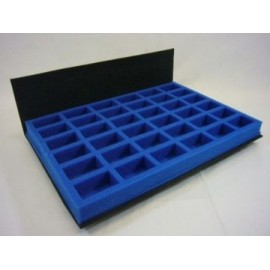 F Format - 36 compartments, 23mm deep