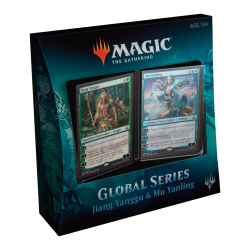 MTG: Global Series: Jiang Yanggu and Mu Yanling